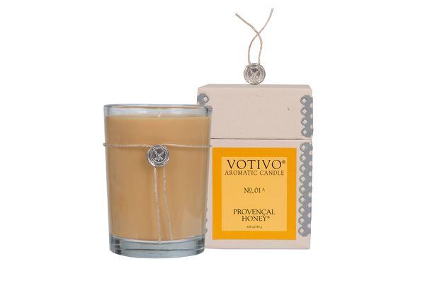 Votivo Aromatic Provencal Honey Scented Candle