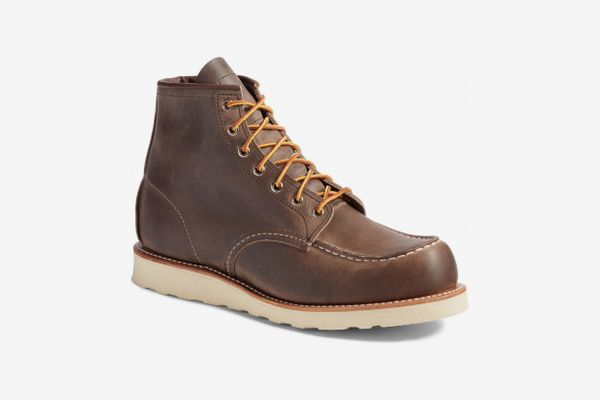 Red Wing Heritage 6-Inch Moc Toe Boot