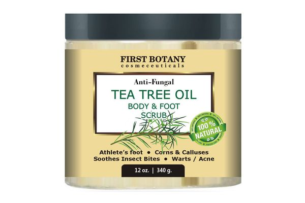 First Botany Anti Fungal Tea Tree Oil Body & Foot Scrub