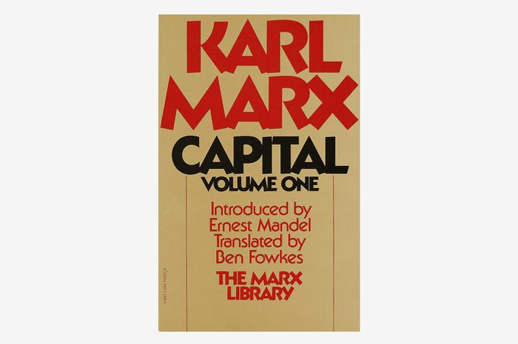 Capital: A Critique of Political Economy, Vol. 1