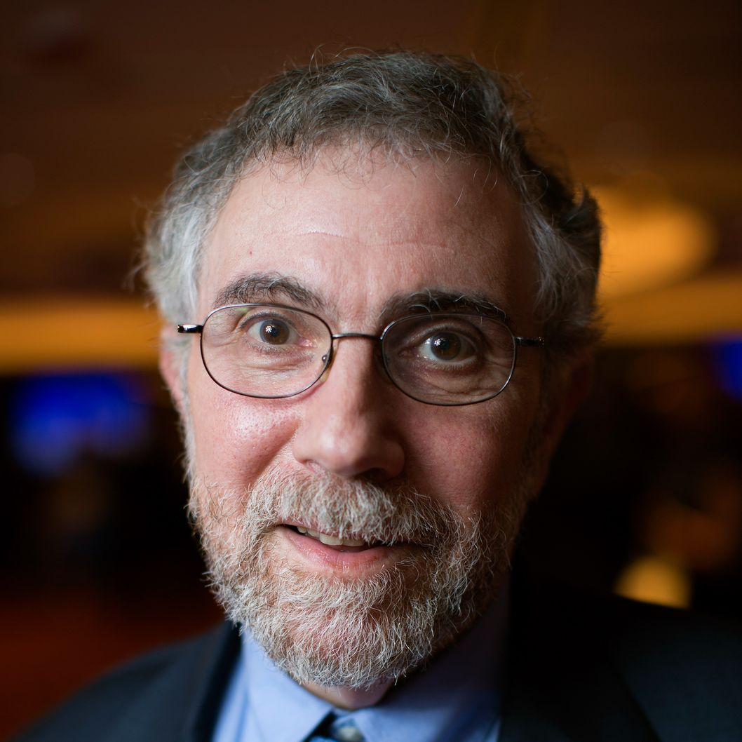 Paul Krugman, professor of international trade and economics at Princeton University and Nobel Prize-winning economist, poses for a photograph after an interview in Hong Kong, China, on Thursday, Nov. 14, 2013. The European Central Bank (ECB) can do substantially more in principle on the use of forward guidance and quantitative easing, Krugman said.