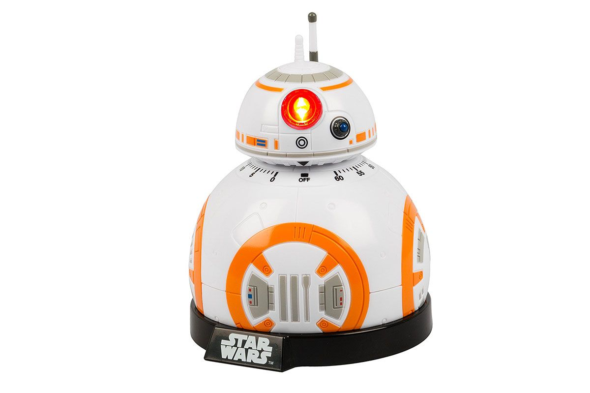 The Best 101 Star Wars Home Goods Gifts For Super Fans Bott Funko Plushies Sw First Order Bb Unit 9e Buy 8 Kitchen Timer