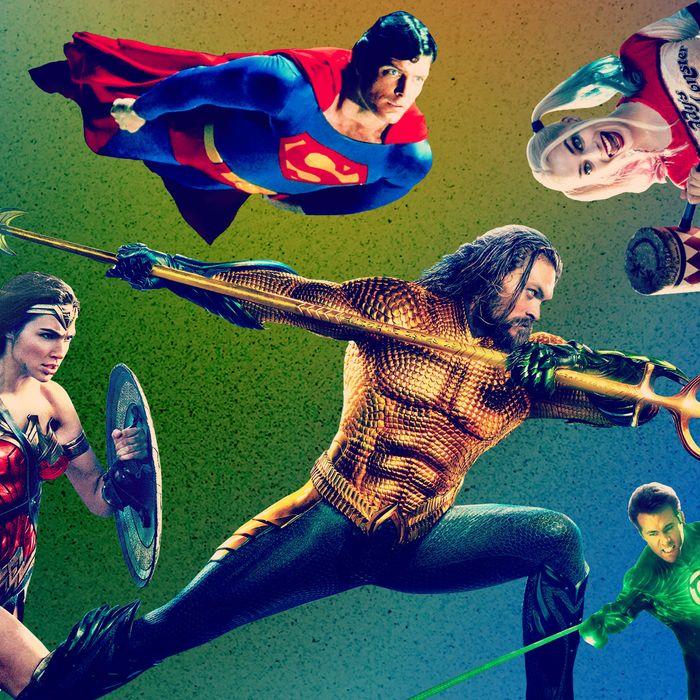 Every Dc Comics Movie Ranked Batman Superman Joker More