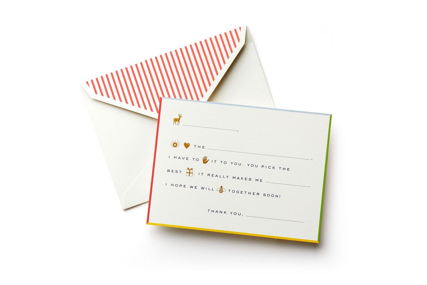 Cheree Berry Paper Thank You Notes