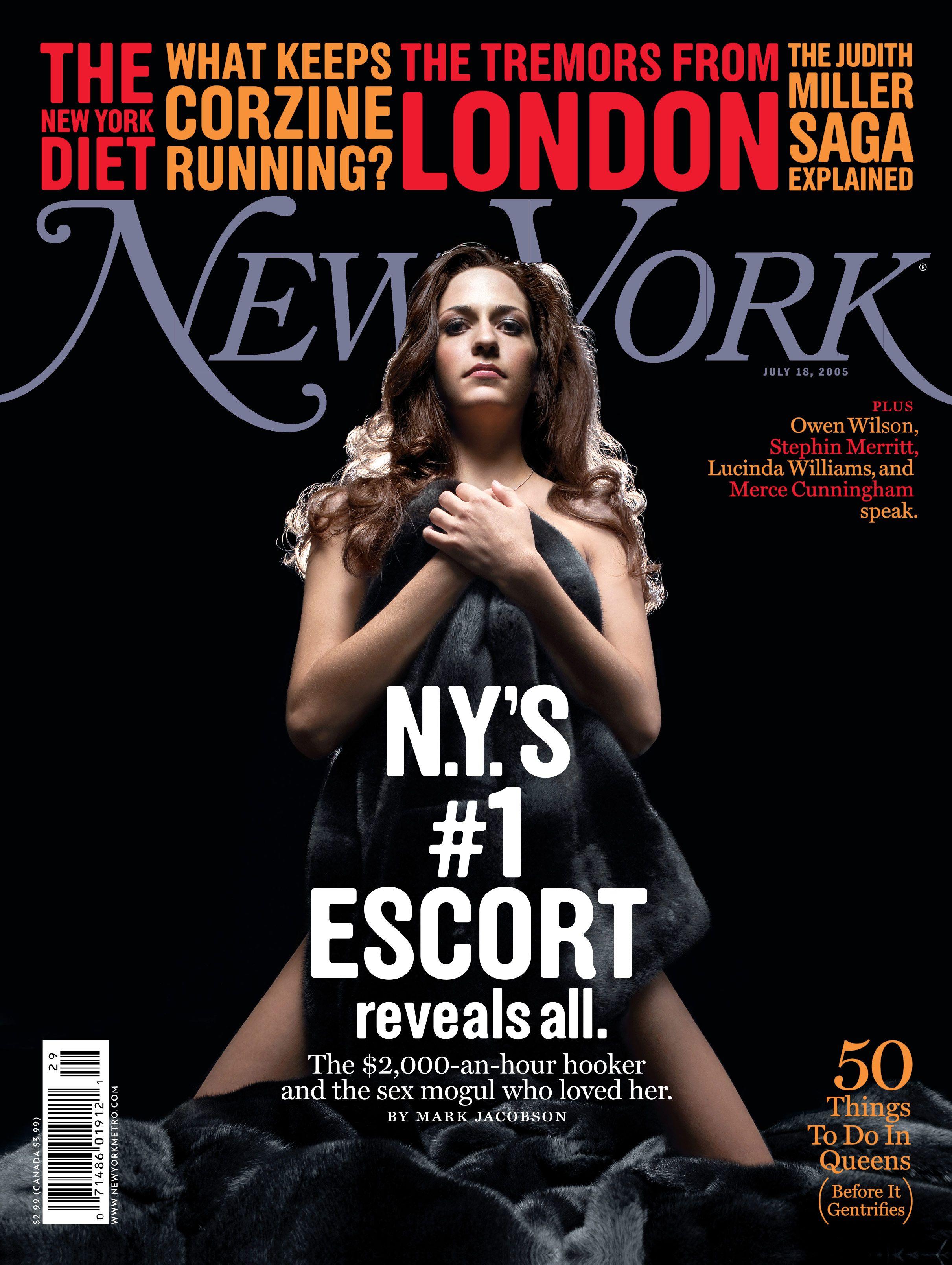 Escort in new york