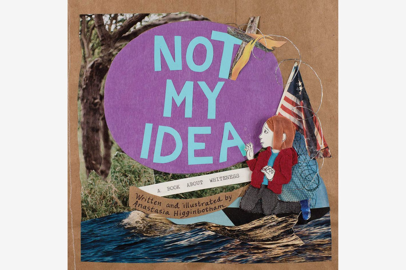 <em>Not My Idea: A Book About Whiteness (Ordinary Terrible Things)</em>, by Anastasia Higginbotham