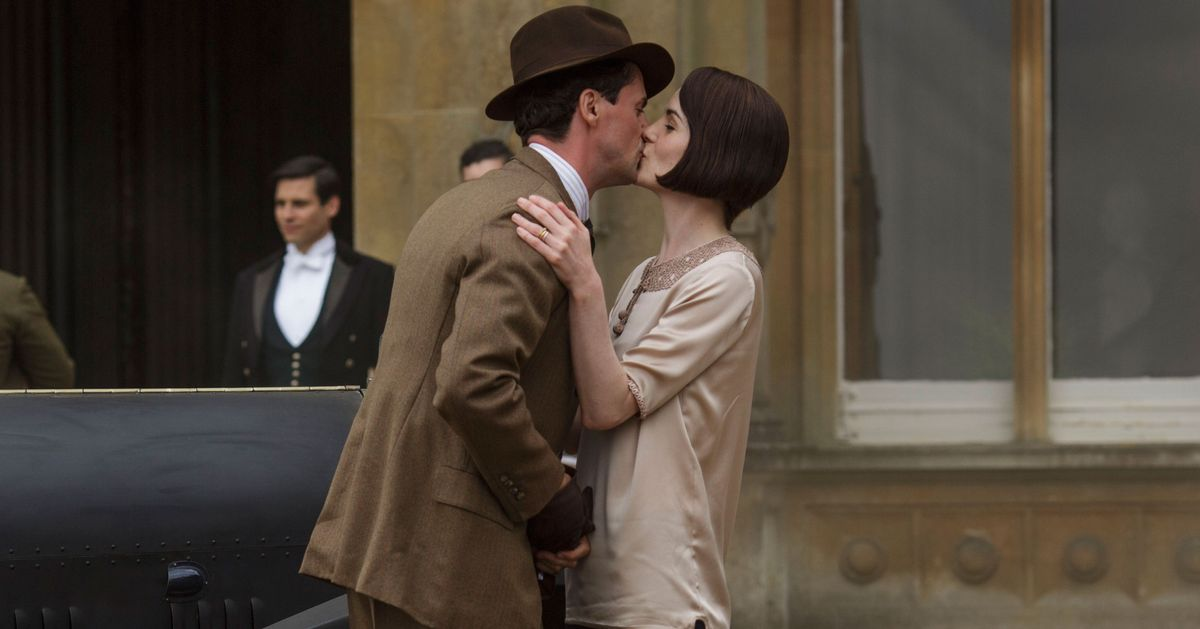 2e83d5cf765e Downton Abbey Series Finale Recap  Happy Enough