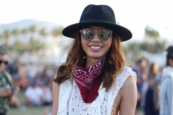The Best Street Style From Coachella, Week Two