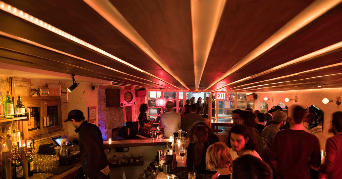 The Absolute Best Bar in Williamsburg