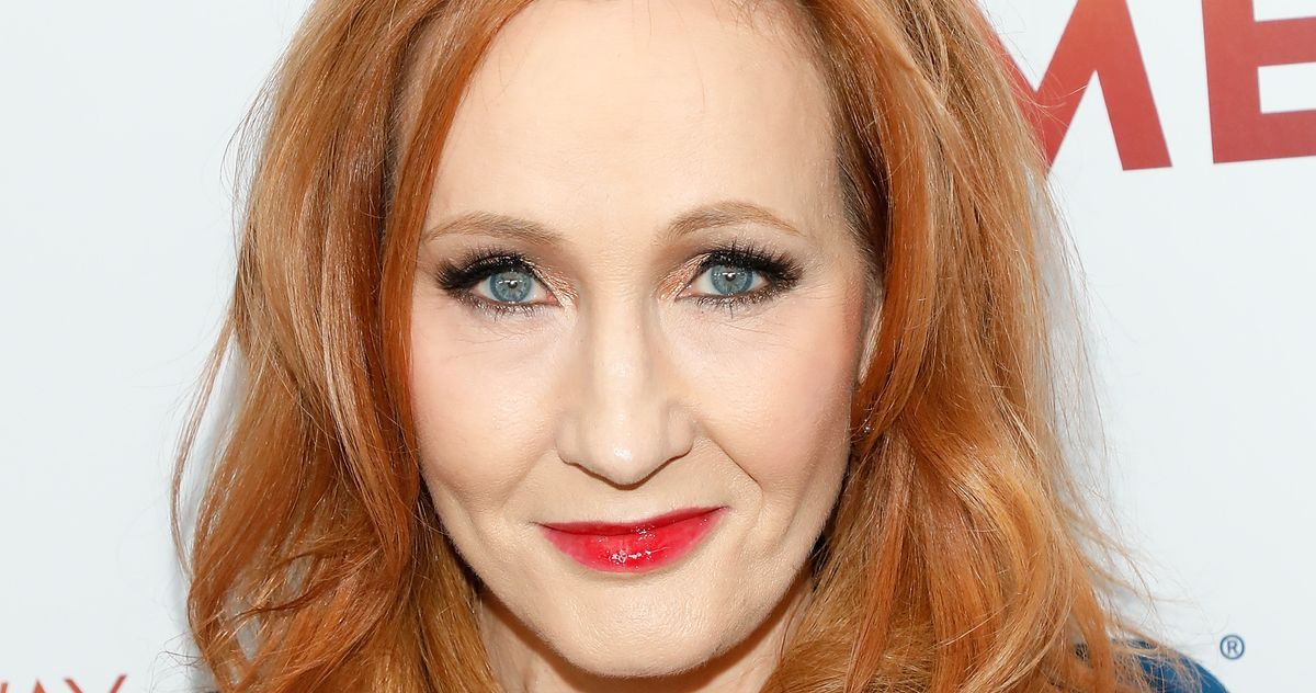 J.K. Rowling Somehow Decides Now's a Good Time to Double Down on Her Transphobia