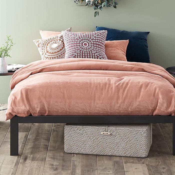 18 Best Platform Beds 2021 The Strategist, Platform Bed Bedding