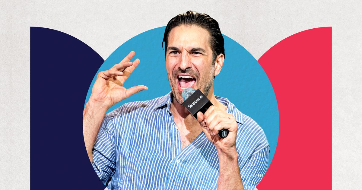 How a Brief Trader Joe's Interaction Turned Into Gary Gulman's Magnum Opus