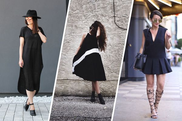 You Can Still Dress Like a Goth in Summer