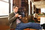 Chef Hugh Acheson Braves the Crowds at Eataly, Lectures the Millionaires at Google
