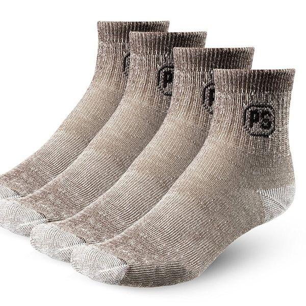 People Socks Merino Wool Ankle Socks