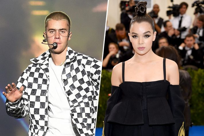 is justin bieber dating hailee steinfeld More celebrity news after hailee steinfeld and justin bieber met up together after the met gala, speculations have continued.