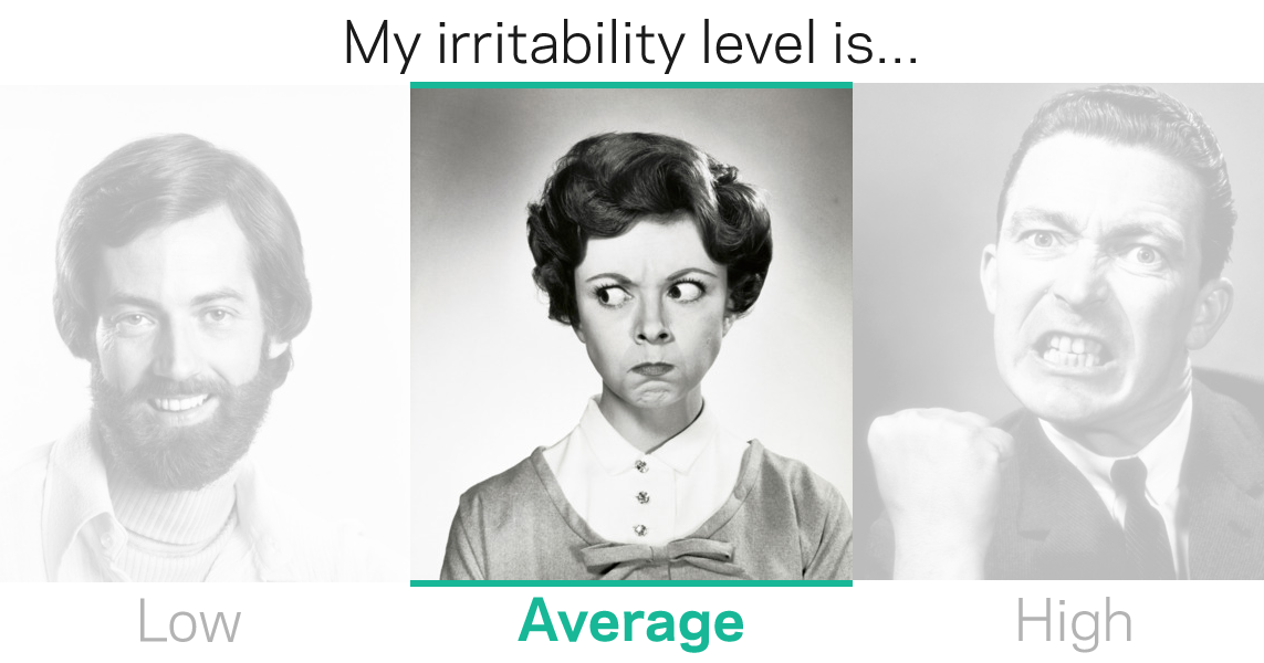 take this test to find out how irritable you are -- science of us, Skeleton