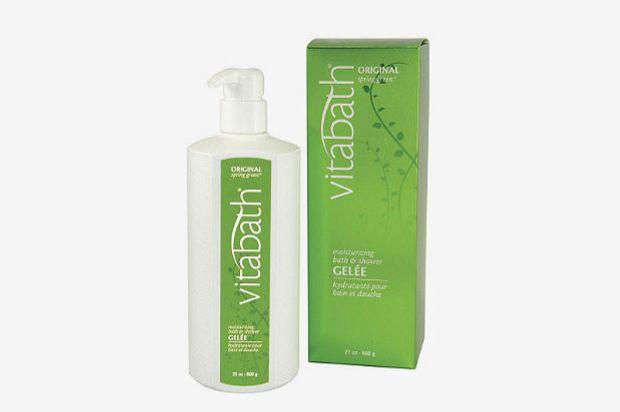 Vitabath Original Spring Green Moisturizing Bath and Shower Gelee