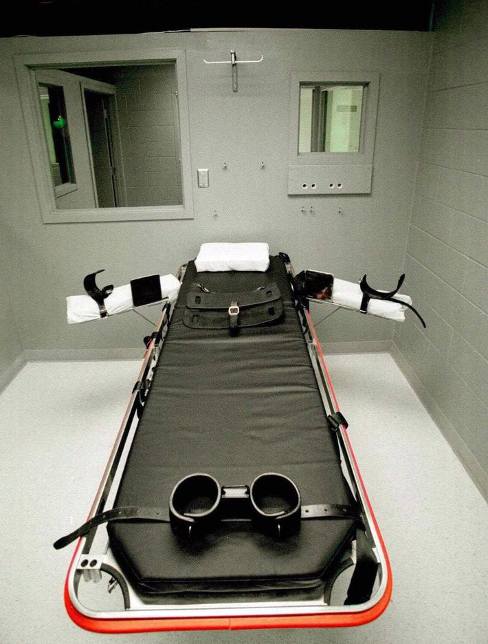 Photos: A Haunting Look at America's Execution Chambers