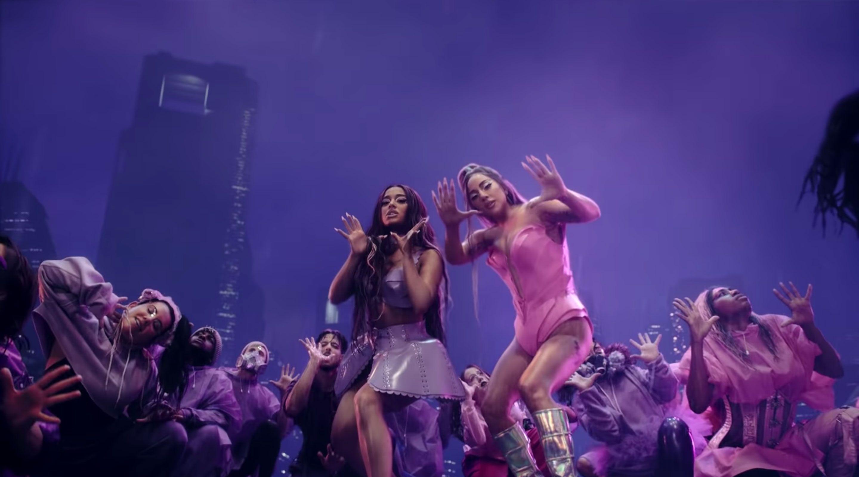 Lady Gaga and Ariana Grande's 'Rain on Me' debuts at No. 1