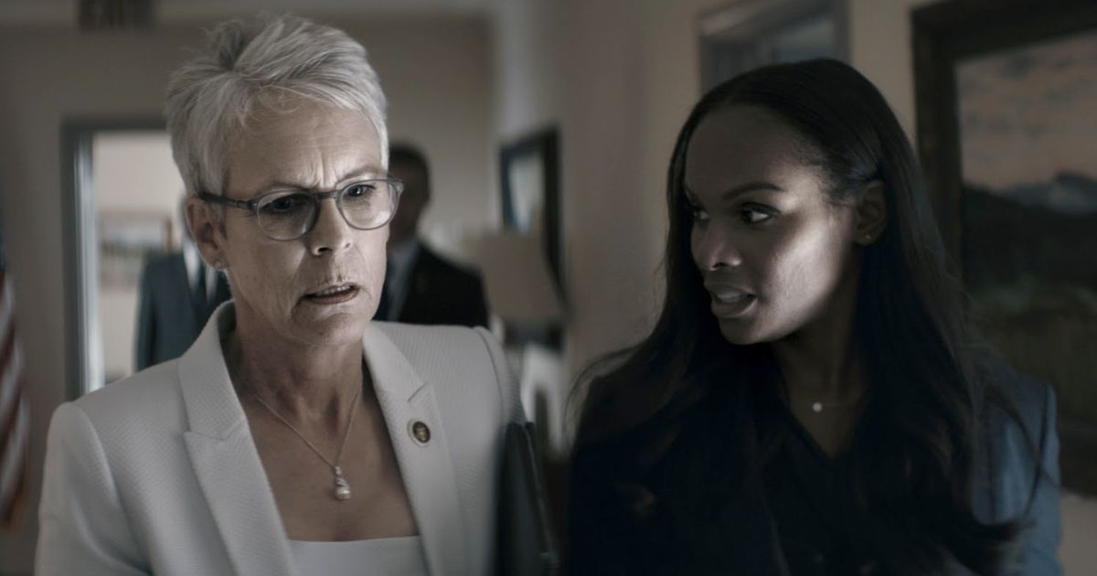 An Acceptable Loss Is a So-so Thriller, But Jamie Lee Curtis Is Fascinating