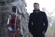 The Falcon and the Winter Soldier Recap: Secret Warriors