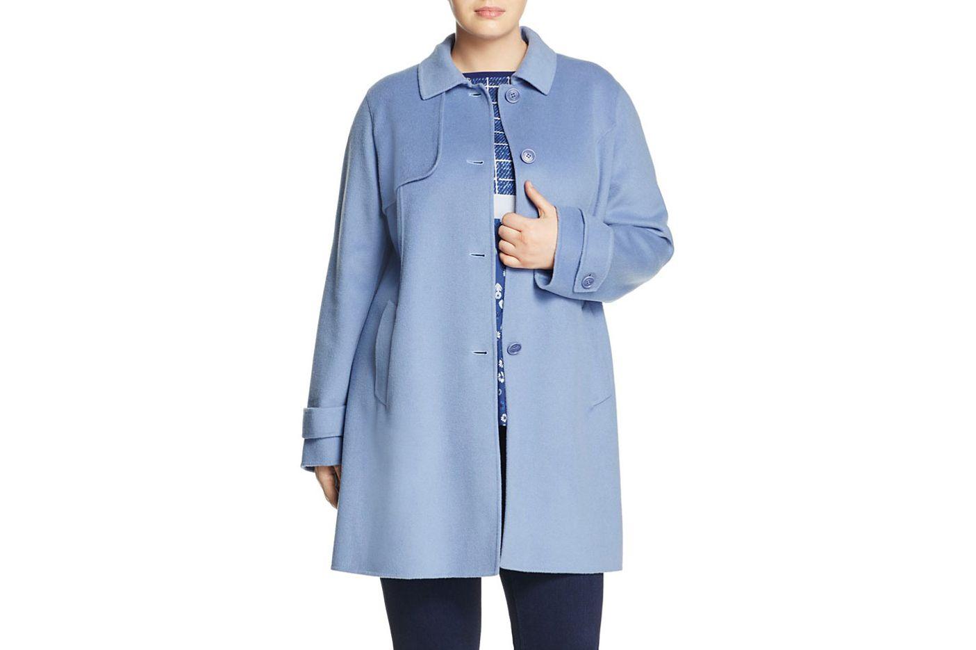 Marina Rinaldi Nadir Belted Coat