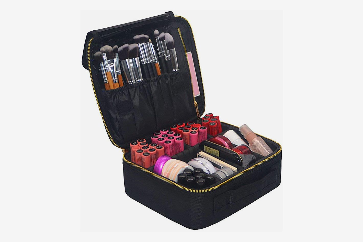 21 Best Makeup Bags Reviewed by Makeup Artists 2018 20a76267d259