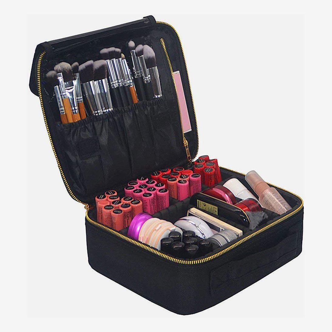 12 Best Makeup Bags According