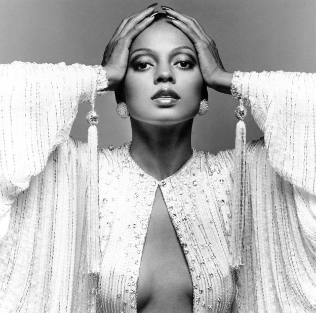 "Photo 48 from Diana Ross's ""Disco Diva"" Dresses"