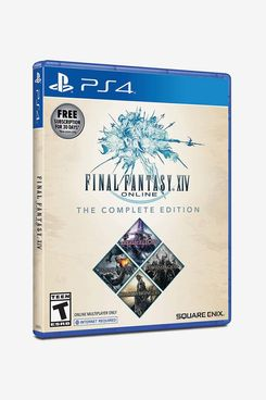 'Final Fantasy XIV Online The Complete Edition' — PS4