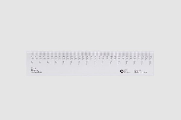 Craft Design Technology Straight Ruler