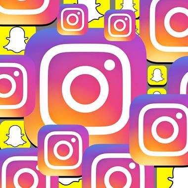 We compare Snapchat Stories to Instagram Stories