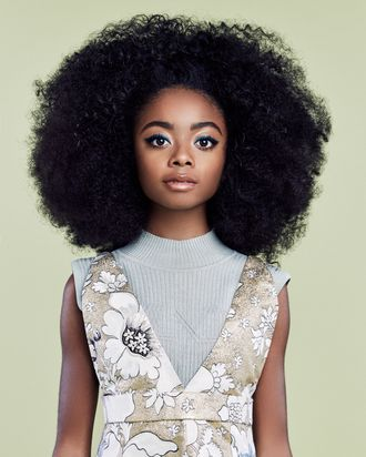 d6d88d0f Skai Jackson Is the Definition of Unapologetic Black-Girl Magic