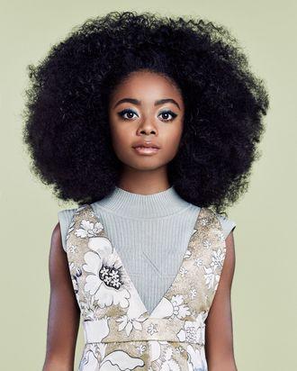 disney s skai jackson is the definition of black girl magic