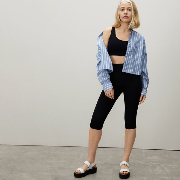 Everlane The Perform Cropped Legging