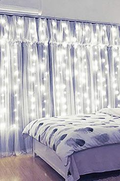 Xmifer Window Curtain String Light