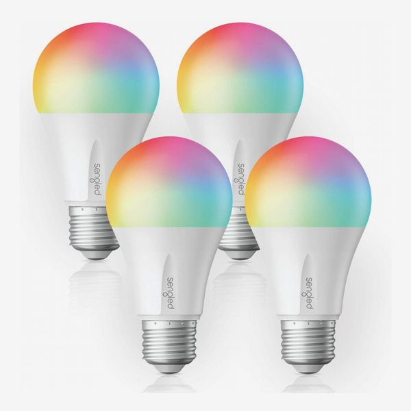 Sengled Color Changing Dimmable Smart Bulbs, 4-Pack