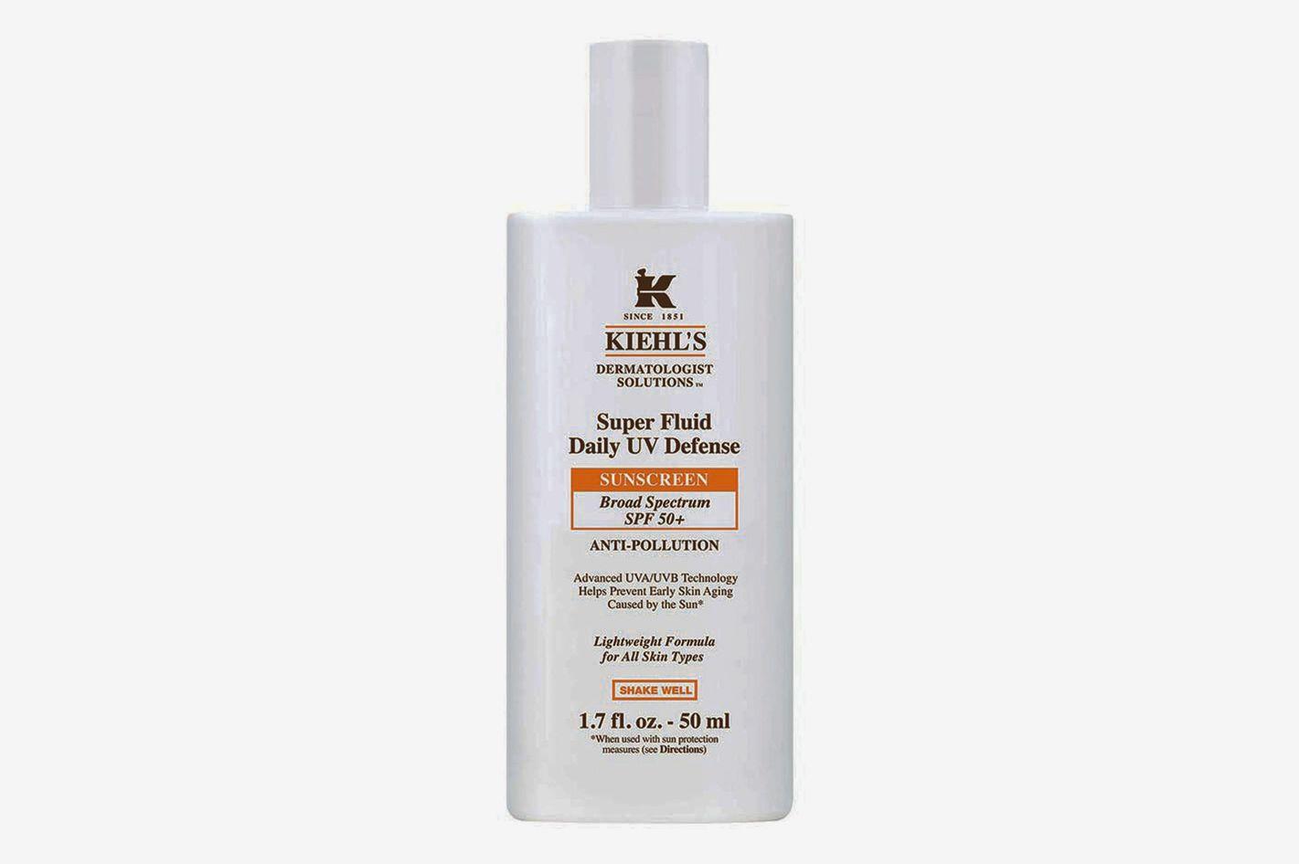 Kiehl's Super Fluid Daily UV Defense Sunscreen Broad Spectrum