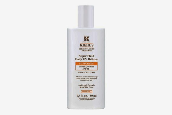 Kiehl's Super Fluid Daily UV Defense Sunscreen Broad Spectrum