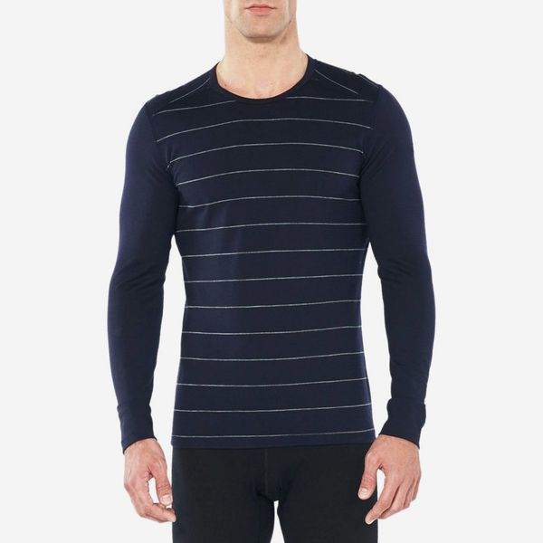 Icebreaker 200 Oasis LS Crew Top - Men's