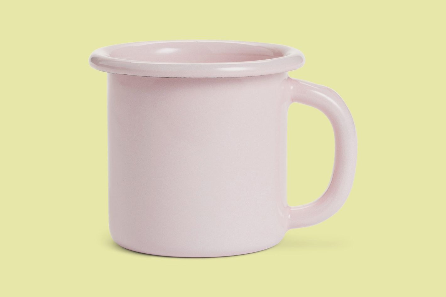 Hay Enamel Mug
