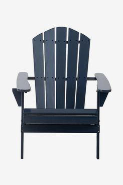 Hampton Bay Adirondack Folding Wood Chair