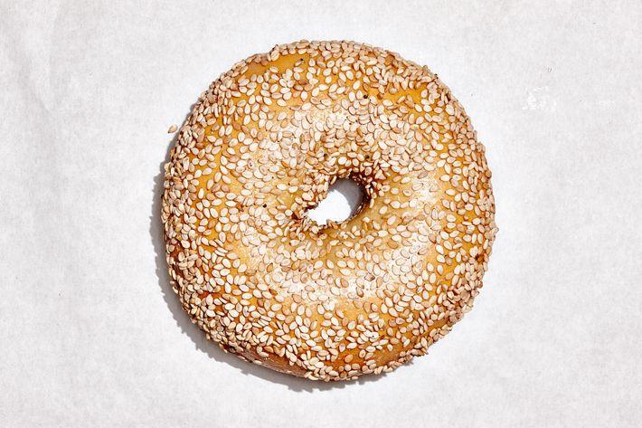 Sesame seed.