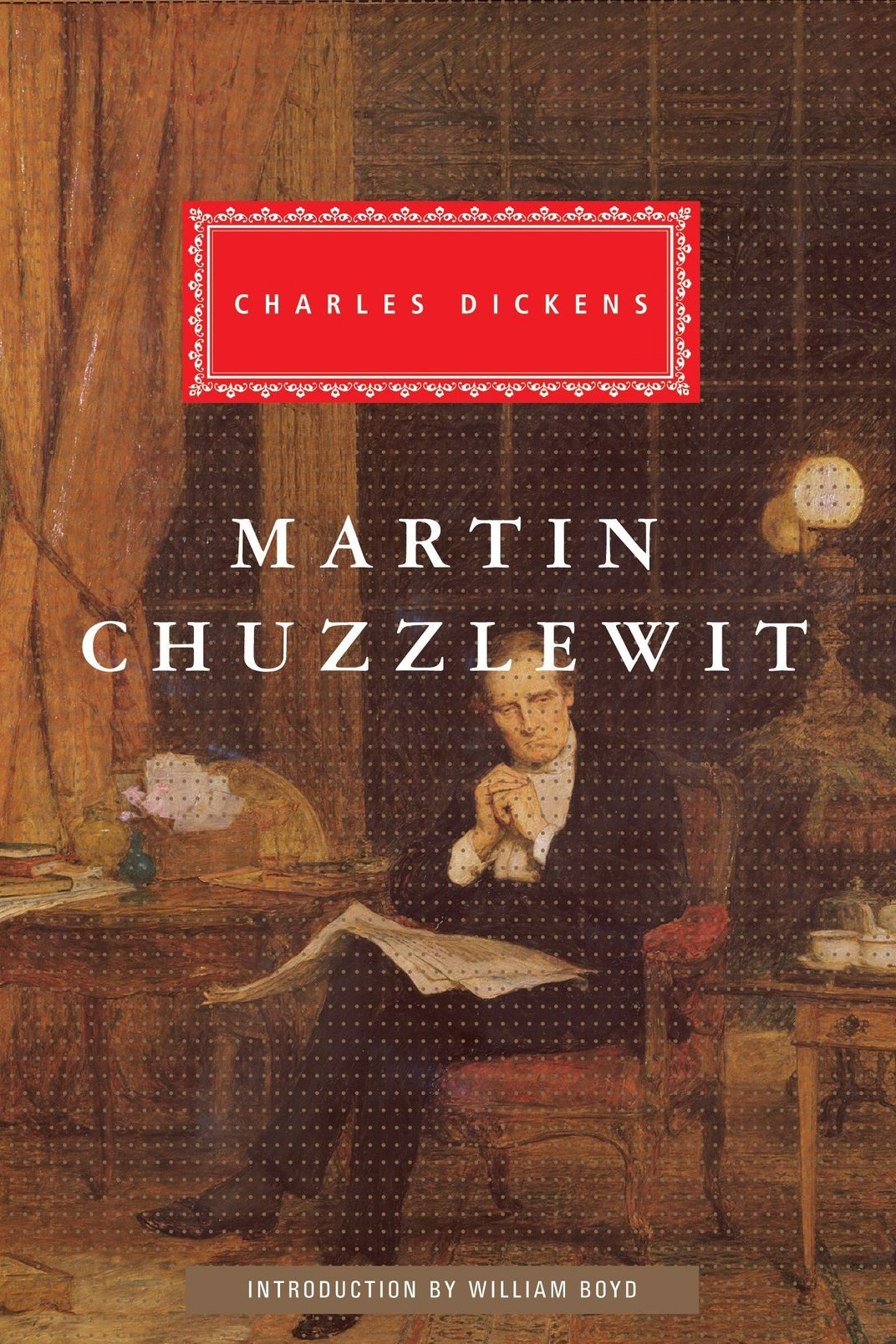 Martin Chuzzlewit, by Charles Dickens