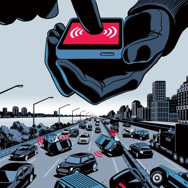 Envisioning the Hack That Could Take Down NYC -- NYMag