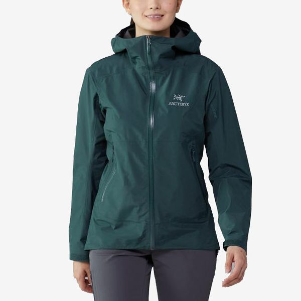 womens arc'teryx sl rain jacket - strategist rei winter sale