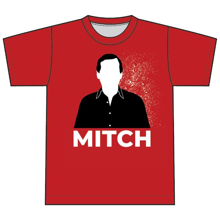388081267 McConnell Fundraising With 'Cocaine Mitch' Shirts in Kentucky, State With  Third-Highest OD Rate