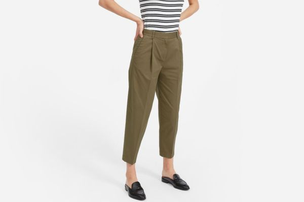 The Slouchy Chino Pant