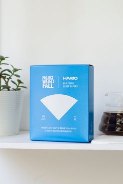 Hario Project Waterfall V60 02 Coffee Filter Papers